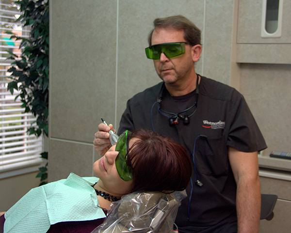 TMJ Laser Treatment